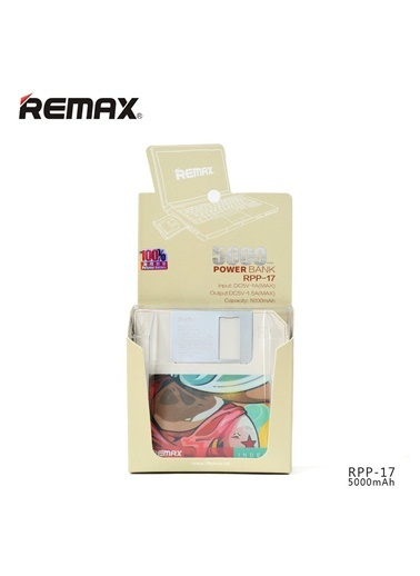 RPP-17 Disk Serisi Powerbank-Remax